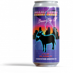 Ferris Muler - Rad Session IPA from Donkeystone Brewing Co