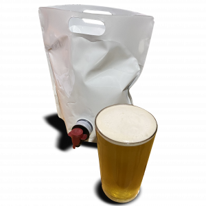 Keg Beer In A Bag from Donkeystone Brewing Co